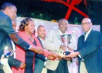 Stima Investment Awarded During Ushiraka Day
